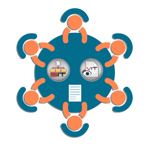 Workgroup System Icon